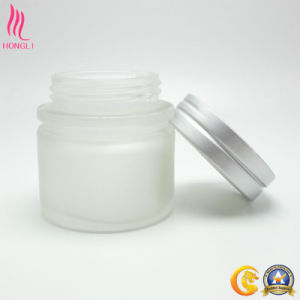 Aluminum Glass Cream Jars for Packaging pictures & photos