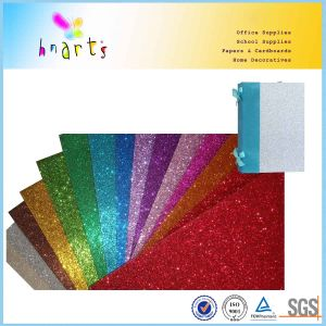 Iridescent Glitter Paper pictures & photos