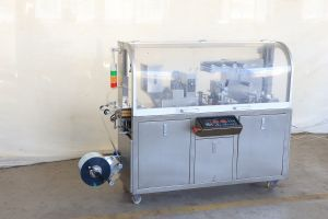 Ce Approved Small Tablet Blister Packing Machine pictures & photos