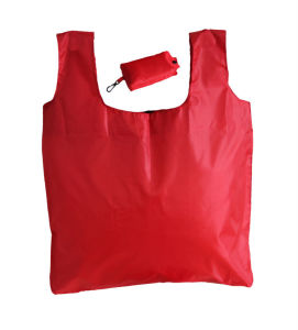 Promotional China Supplier Folding Nylon Foldable Shopping Bag pictures & photos