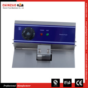 Commercial Stainless Steel Electric Deep Fryer pictures & photos