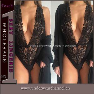 2017 Women Ladies Erotic Fashion Babydoll Sexy Underwear Sleepwear Pajamas (TFQQ1069) pictures & photos