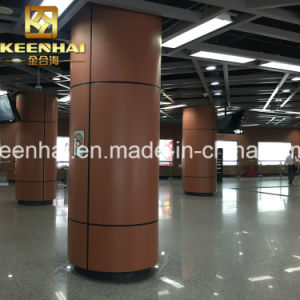 Decortaive Architectural Metal Column Covers pictures & photos