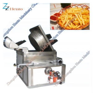 High Quality Competitive Price Potato Chips Frying Machine pictures & photos