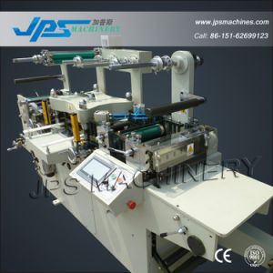 Label Roll to Sheet Die Cutter Machine with Lamination+Sheeting pictures & photos