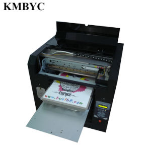 Inkjet T Shirt Printing Machine A3 Size Digital Textile Printer pictures & photos