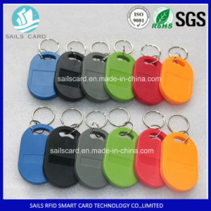Desfire EV1 2k Classic Keyfobs for RFID Security System pictures & photos