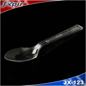 Color PS Disposable Plastic Cutlery Fork Knife Spoon pictures & photos