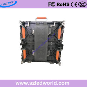 Outdoor/Indoor Rental LED Display Screen Video Wall for Stage/Advertising (P3.91, P4.81, P5.95, P6.25) pictures & photos