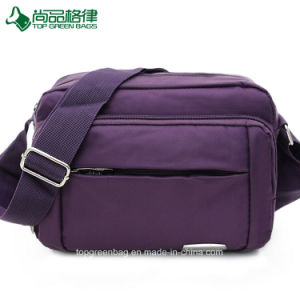 Promotional Eco-Friendly Crossbody Gym Sling Sports Bag pictures & photos