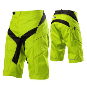 Fluorescent Yellow Professional Mx/MTB Shorts Motocross OEM Sports Shorts (ASP05) pictures & photos