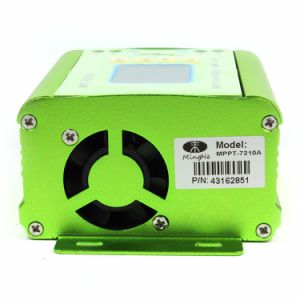 72V/60V/36V/48V/24V MPPT-10AMP Li-Battery Solar Regulator Mpt-7210A pictures & photos