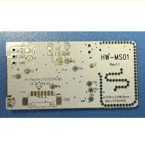 24V ~ 60V DC Single PCB Microwave Sensor Module for Intelligent Household Appliances Hw-S01 pictures & photos