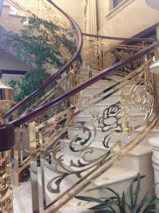 China Wholesale Customed Design Stainless Steel Balustrade pictures & photos