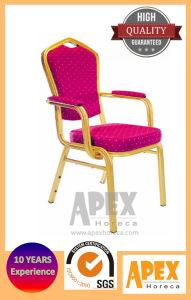 Banquet Chair Aluminium Arm Chair Hotel Furniture pictures & photos