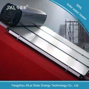 300L High-Grade Villa Pressure Plate Solar Water Heater pictures & photos