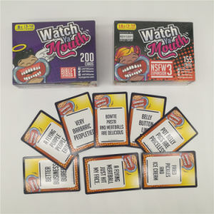 Board Game Cards Playing Cards Manufacturer pictures & photos