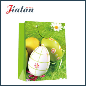 Wholesale Paper Printed Easter Egg Holiday Shopping Carrier Gift Bag pictures & photos