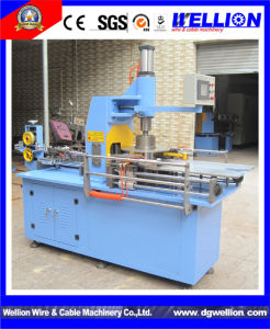 Building Wire Auto Rewinding Coiling Equipment pictures & photos
