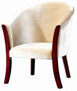 Simple Style Hotel Chair (B-1216)