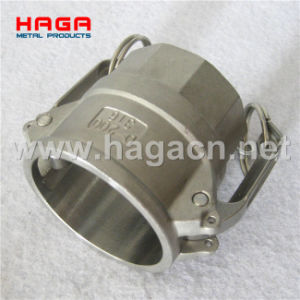 Stainless Steel Quick Connector Camlock Coupling in Type D pictures & photos