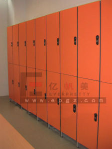 Trespa Cabinet / Trespa Lab Table / HPL Stadium Locker pictures & photos