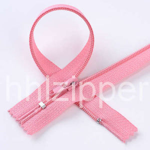4# Nylon Facy Zipper with High Quality pictures & photos