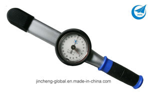 High Quality Dial Indication Torque Wrench (ACCURACY CLASS +/- 3%) pictures & photos