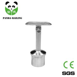 Stainless Steel Adjustable Handrail Support/Handrail Fittings/ Staircase Fitting pictures & photos