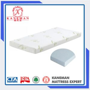Good Sleep Well Thin Aloe Vera Memory Foam Mattress Topper Made in China pictures & photos