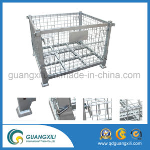 1200*1000*890mm Lifting Type Wire Mesh Container pictures & photos