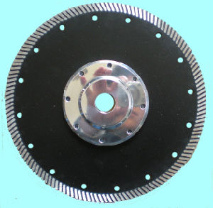Super Thin Turbo Saw Blade with Flange