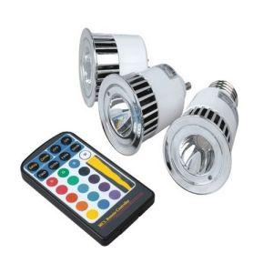 RGB LED Bulb (VB-RGB5W-E27)