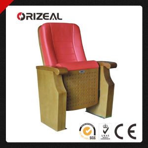Orizeal Leather Theater Seating (OZ-AD-004) pictures & photos