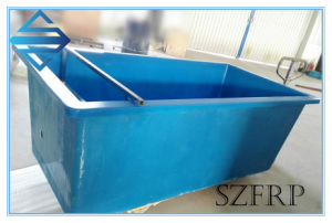 Fiberglass Tank FRP Fish Tank Fiberglass Pond pictures & photos