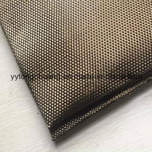Basalt Fiber Fireproof Fabric High Temperature Heat Resistance Cloth pictures & photos
