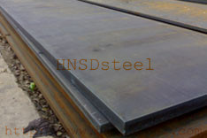 Low Temperature Pressure Vessel Steel Plate (ASME A203)