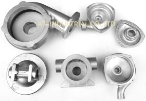 Small Stainless Steel Precision Casting Machining Part pictures & photos