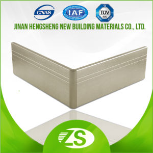 Decorative Aluminum House Eco-Friendly Skirting Board pictures & photos