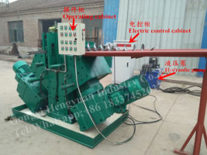 High Quality Spiral Screw Blade Making Machine pictures & photos