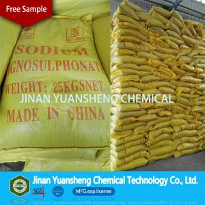 SLS Concrete Water Reducing Agent Sodium Lignosulphonate pictures & photos