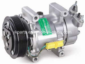 Auto AC Compressor for Peugeot Citroen (6V12) pictures & photos