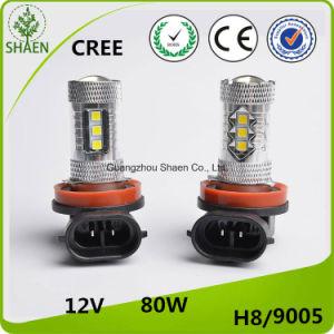 Auto Parts 12V White 9005 LED Car Light Bulb pictures & photos