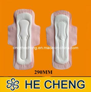 Economic Disposable OEM Women Cotton Sanitary Towels (PS-280) pictures & photos