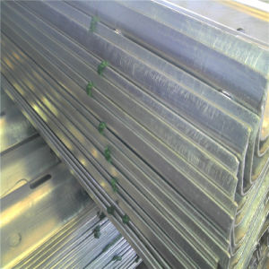 Hot DIP Galvanized Highway Guardrail, Aashto M180 W Beam Guardrail pictures & photos