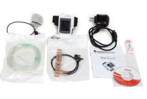 Contec RS01 Pulse Oximeter Respiration Sleep Monitor SpO2, Pulse Rate Oximetry pictures & photos