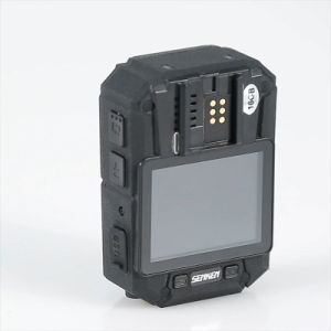 IP68 64G CCTV Digital Police Body IP Camera with WiFi& GPS Option pictures & photos