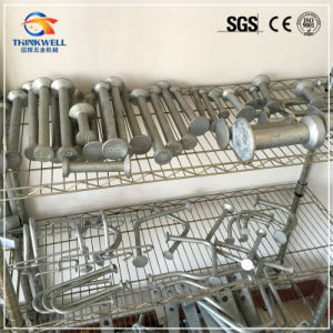 Hot DIP Galvanized Forged Alloy Steel Lifting Anchor pictures & photos