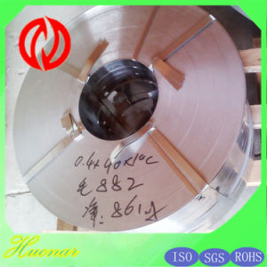 1j85 Permalloy Strip Ni80mo5 Soft Magnetic Alloy Strip pictures & photos
