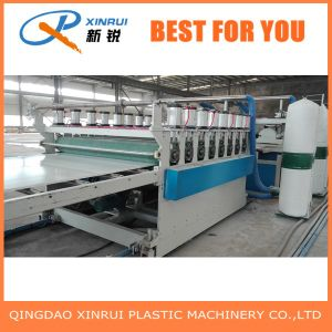 Plastic PVC Building Construction Board Extrusion Make Machine pictures & photos